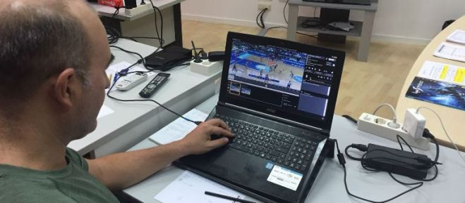 Valencia Basket: how do they prepare a game?
