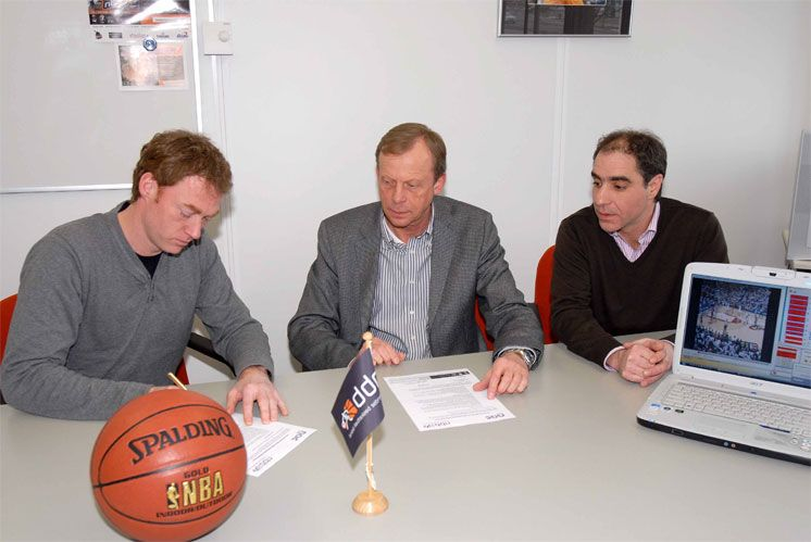 Nacsport, new partner of the Netherlands Basketball Federation