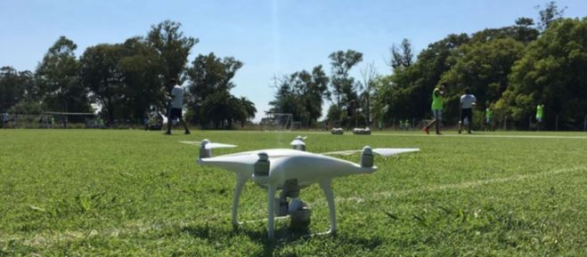 Pros and cons of drone cameras in sport video analysis
