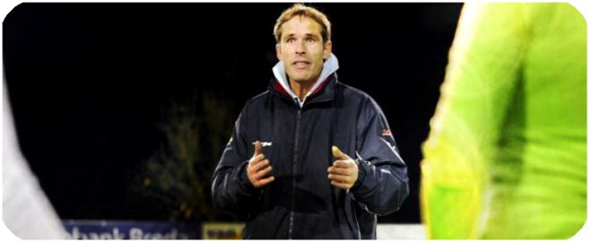 Erik Verzijden, MEP Men's Head Coach (field hockey, Holland)