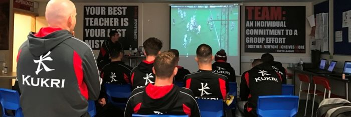 More and more rugby league teams choose Nacsport