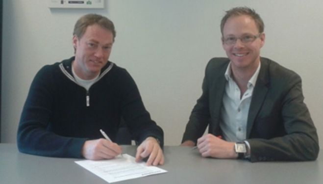 Talentenmuur makes possible Nacsport agreeement