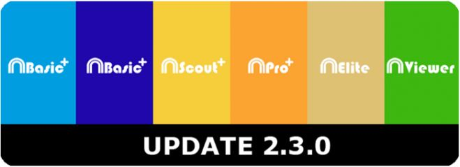 Nacsport Update 2.3.0 will be the third of 2016