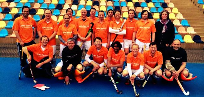 Nacsport in the FIH Masters Hockey World Cup 2014