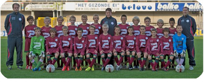 SV Zulte Waregem youth development is going to work with Nacsport