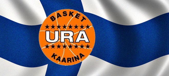 Ura Basket from Finland starts to work with Nacsport