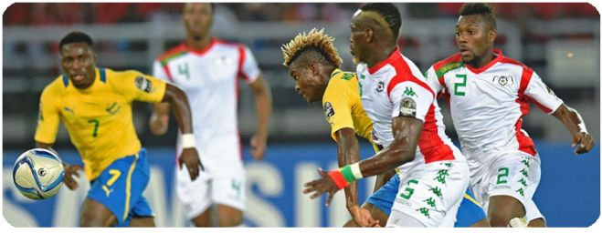 Nacsport in 2015 Africa Cup of Nations with Burkina Faso