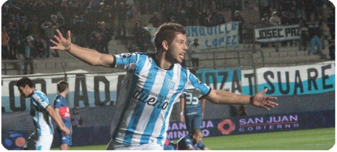 Famous Argentinian football team Racing Club joins Nacsport family