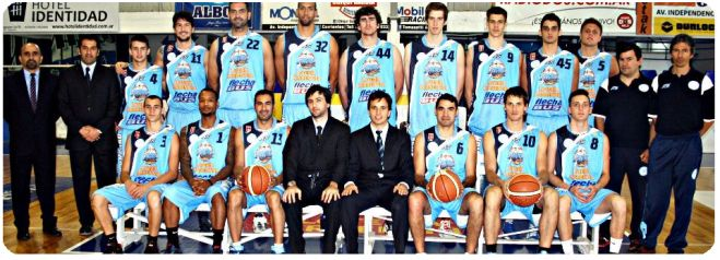 Argentinian basketball team Regatas de Corrientes joins Nacsport