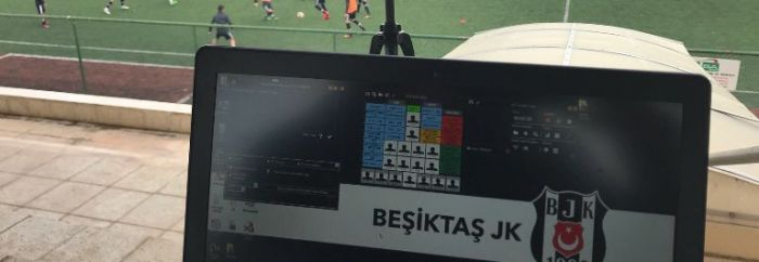 Video analysis to develop future stars at Beşiktaş JK Akademi