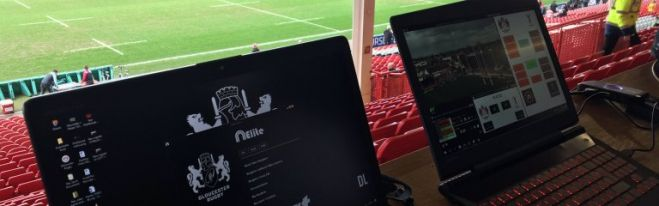 Gloucester Rugby make the #SmartMove to Nacsport (Part 2)