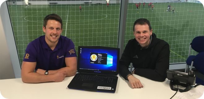 High level video analysis for Scottish FA with Nacsport