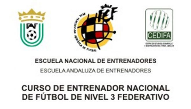 Collaboration with the Andalusian School Football Coaches