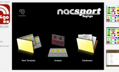Tag&go, Nacsport app for iPad, already available on iTunes