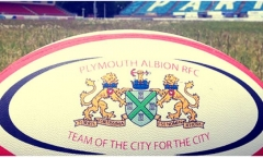 Plymouth Albion RFC: another English rugby club with Nacsport