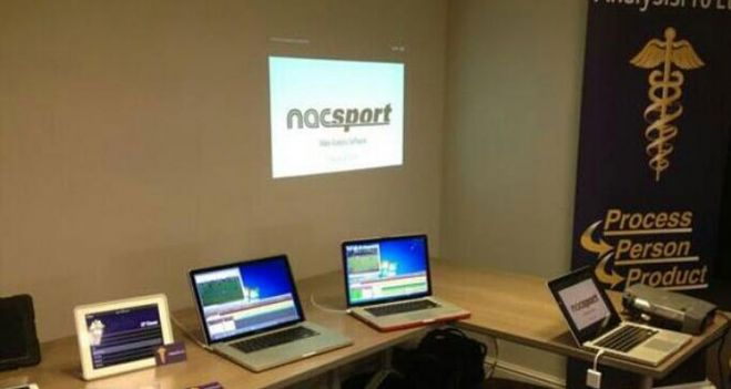Nacsport en la Goalkeeping Conference 2013