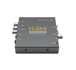 H264 BlackMagic Device